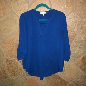 Chaus New York popover blouse. Size medium